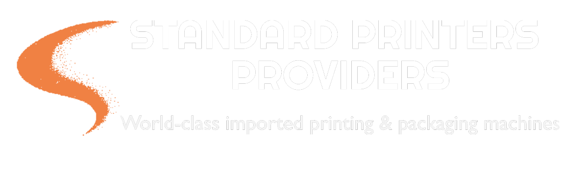 Standard printers providers India printing packaging machinery